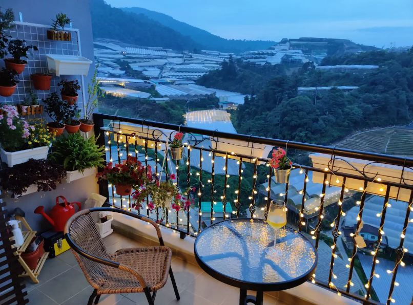 where to stay in Cameron Highlands