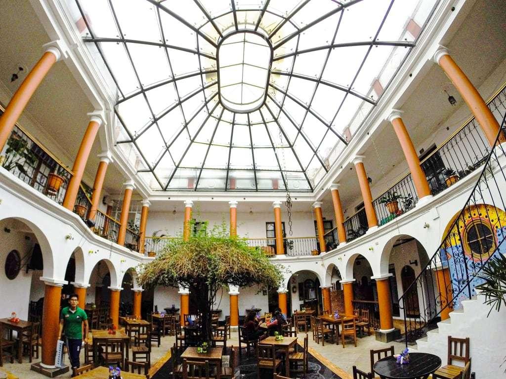 Kultur Berlin Sucre best hostels Sucre