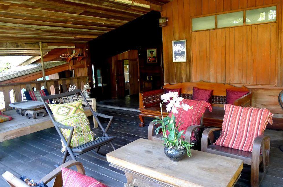 Lanna Style Home