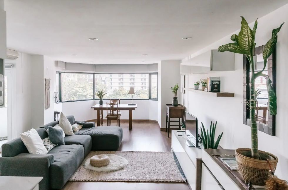 Light and Bright Central Home