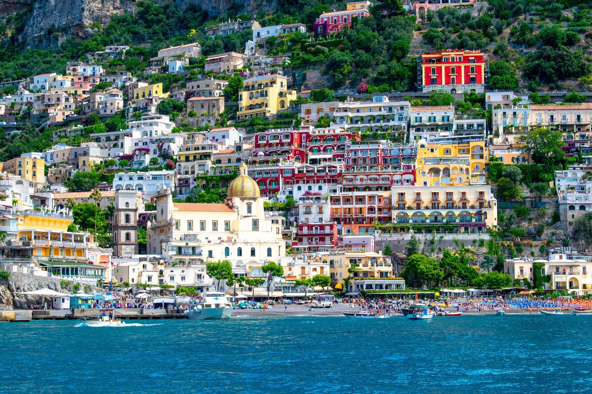 Most Romantic Place to Stay in Italy for Couples Positano