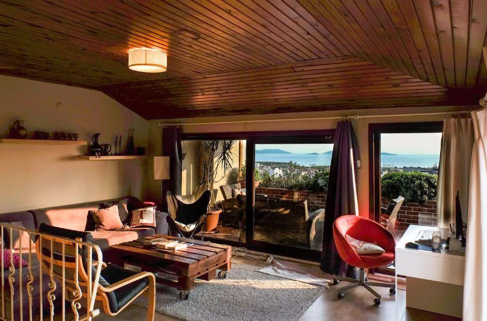 Penthouse Loft with Amazing Views