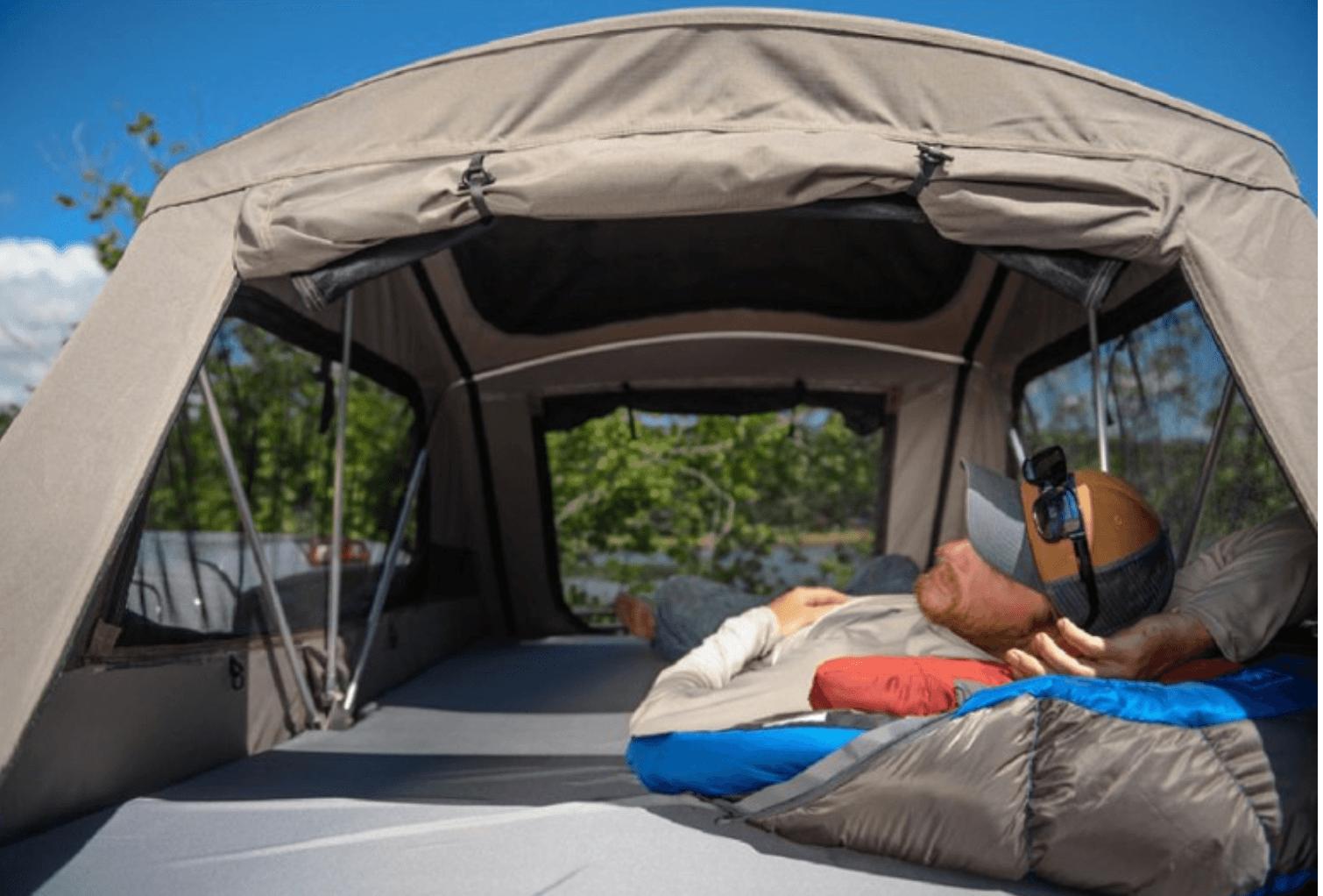 top roof rack tents