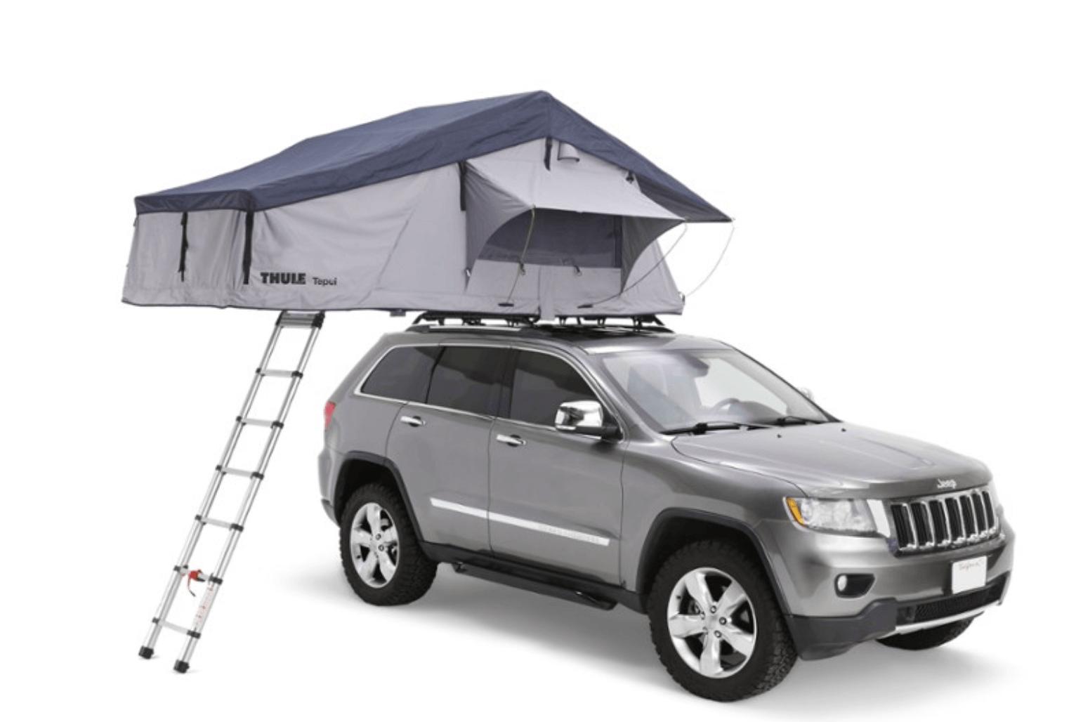 best roof rack tents