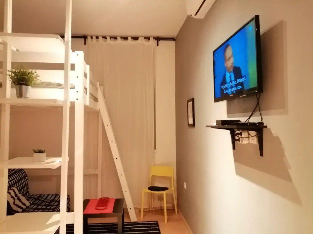 Studio Apartment In The City Center
