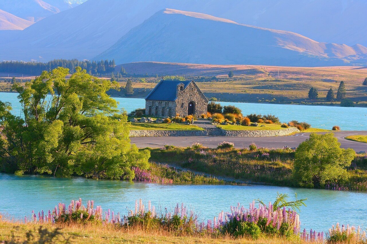 Great Scenic Destination in New Zealand