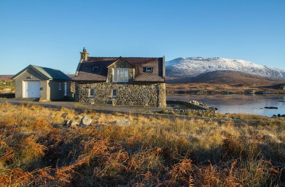 where to stay in Western Isles