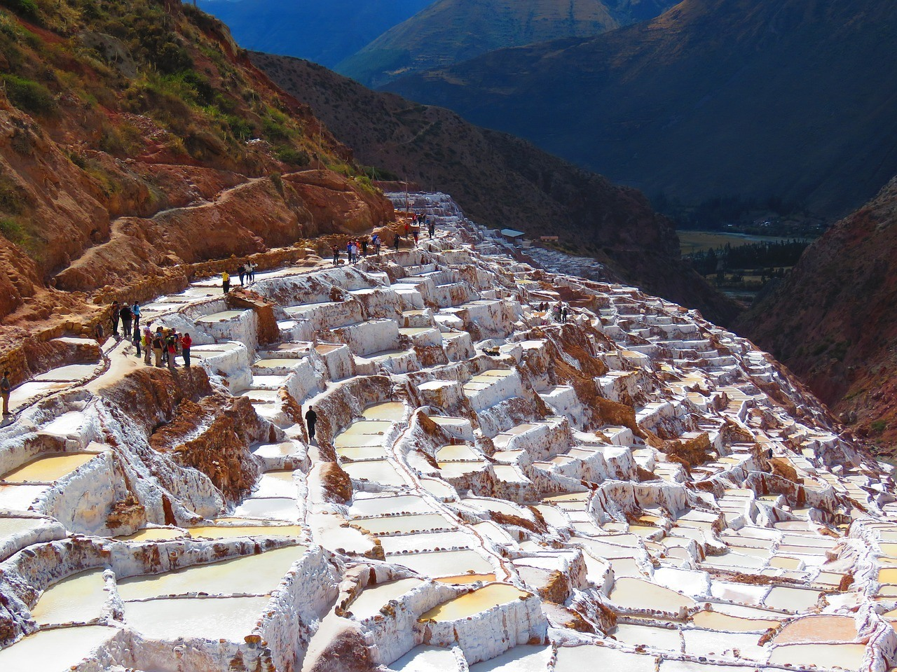 Top Places To Stay in Peru