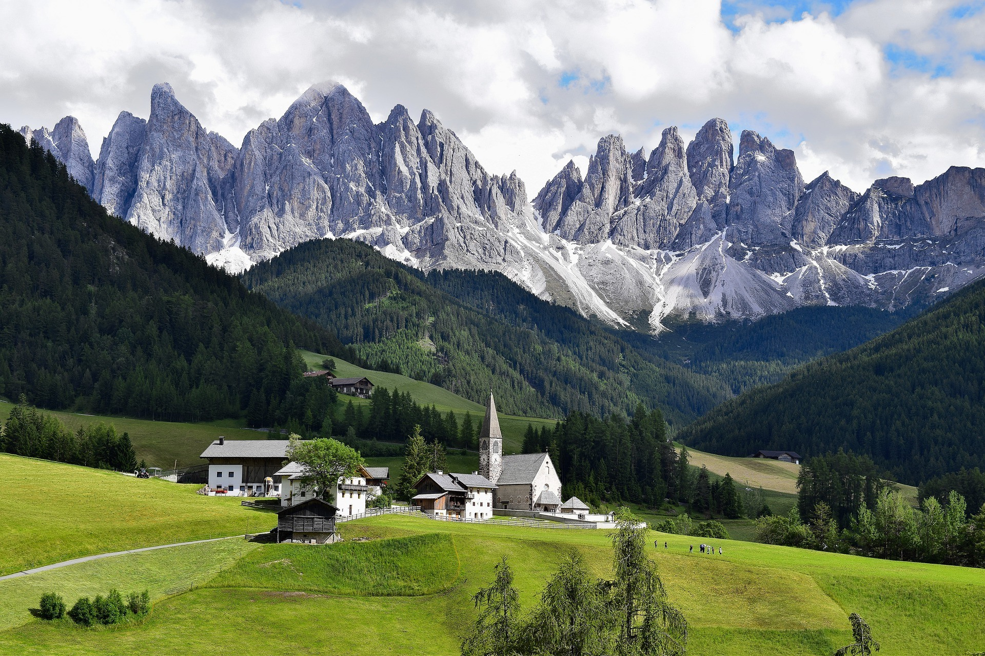 Where to Stay in Italy for Adventure The Dolomites