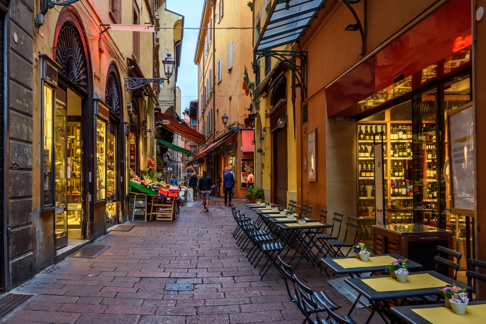 Where to Stay in Italy on a Budget Bologna