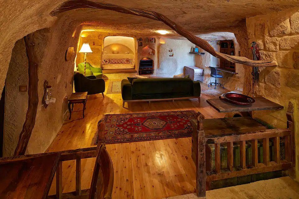 where to stay in cappadocia