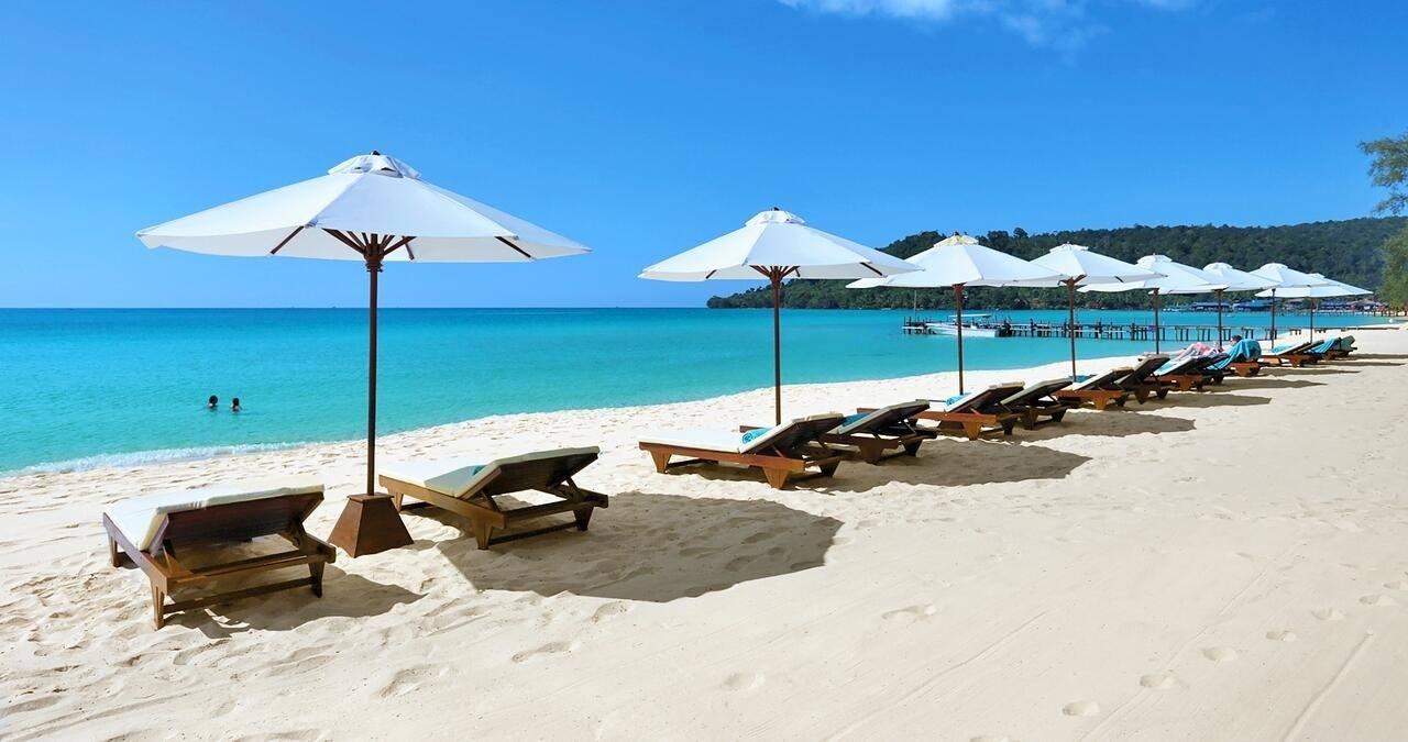 cambodia - Sok San Beach Resort