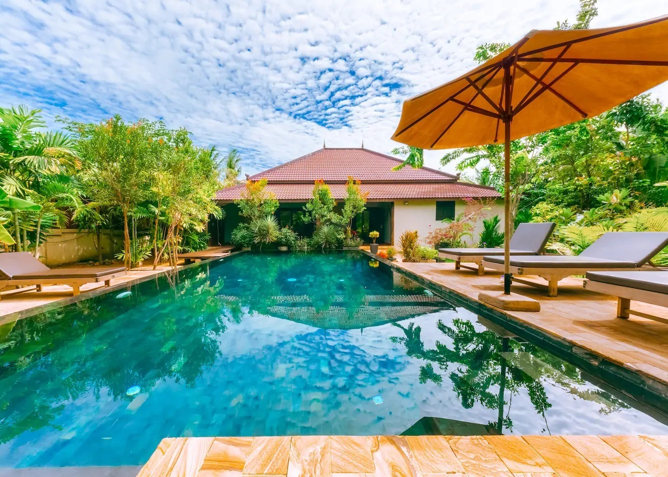cambodia - Villa Moringa