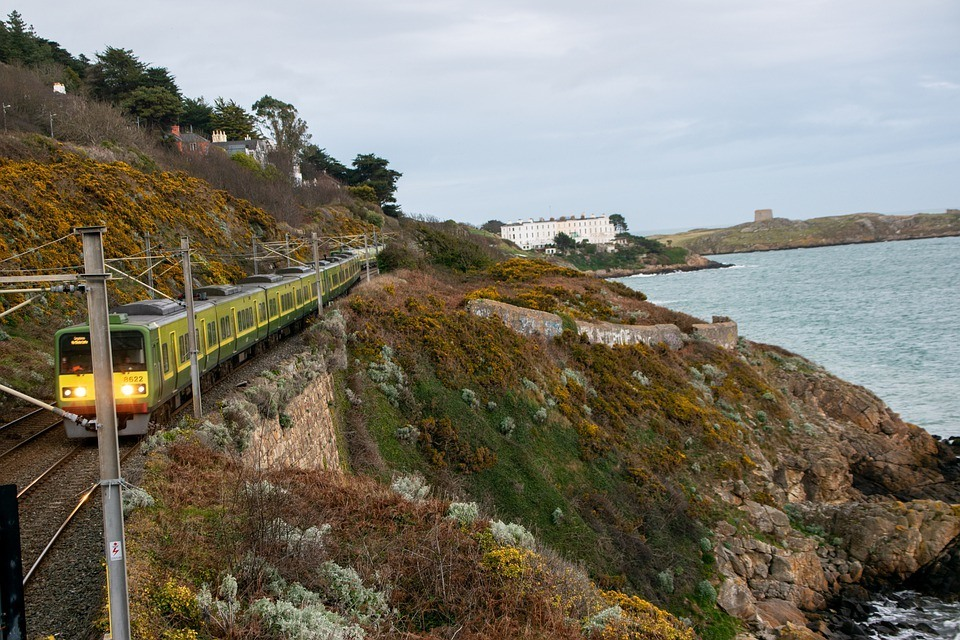 cheap train travel in Ireland