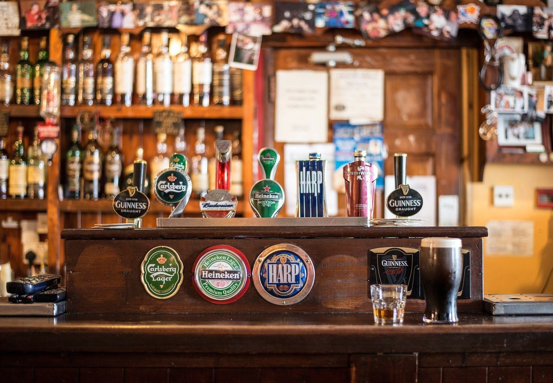 how much does alcohol cost in Ireland