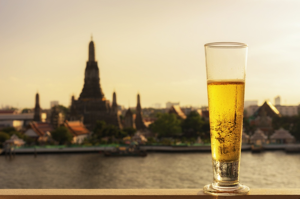 how much does alcohol cost in bangkok