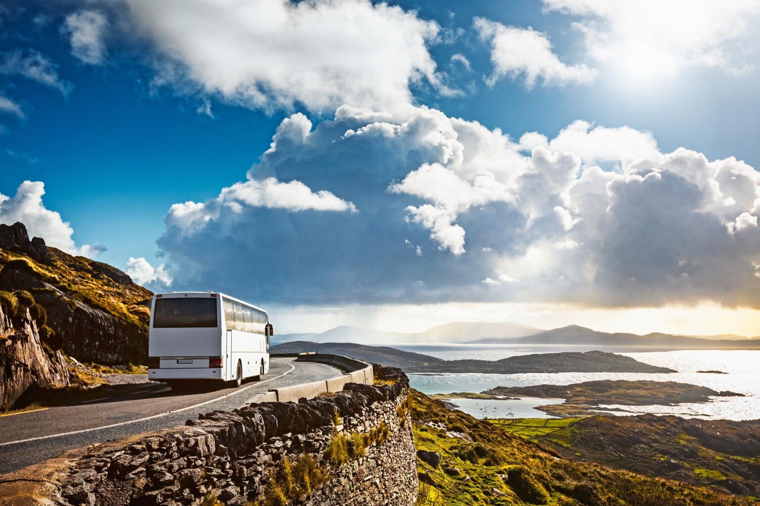 how to get around Ireland cheap