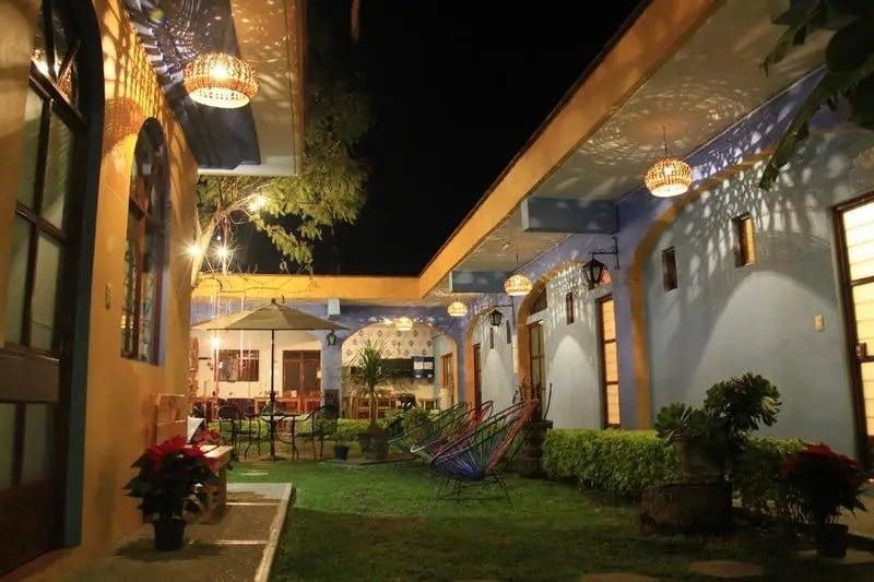 mexico - Azul Cielo Hostel