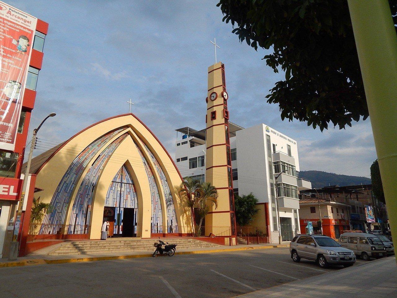 peru - Cajamarca