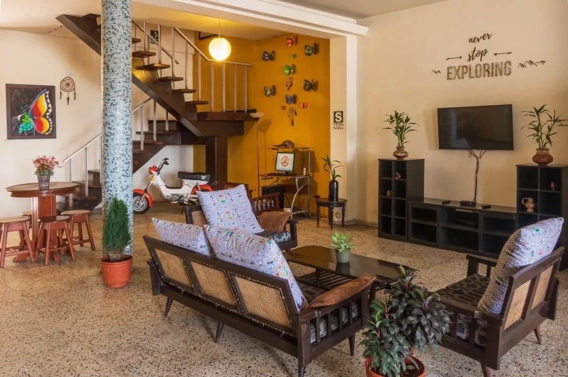 peru - Flying Dog Hostel