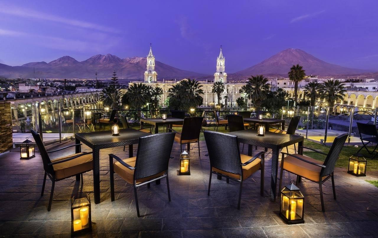 peru - Katari Hotel at Plaza de Armas