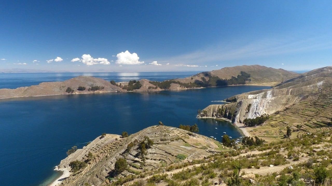 peru - Lake Titicaca