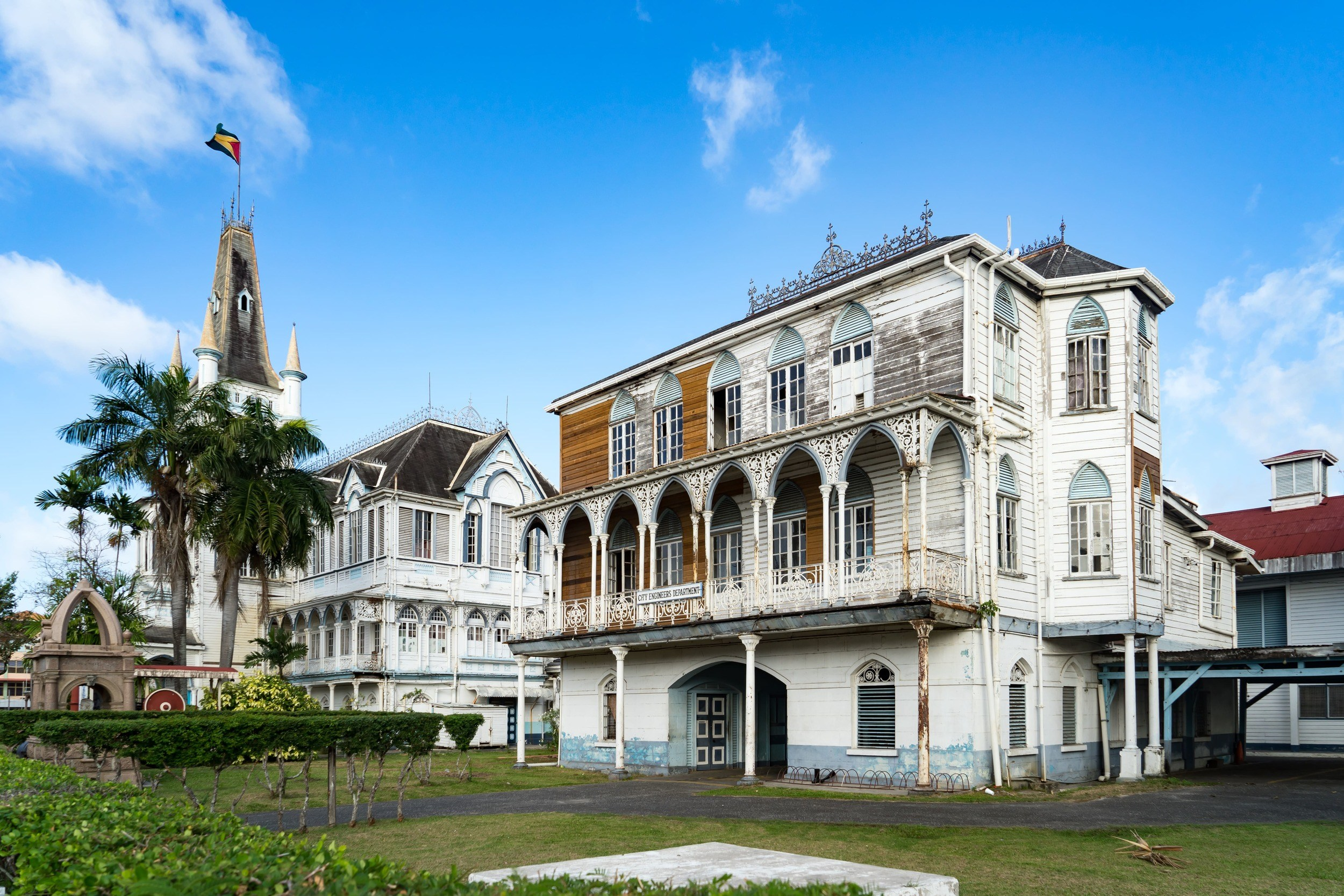 Guyana safe to travel for families