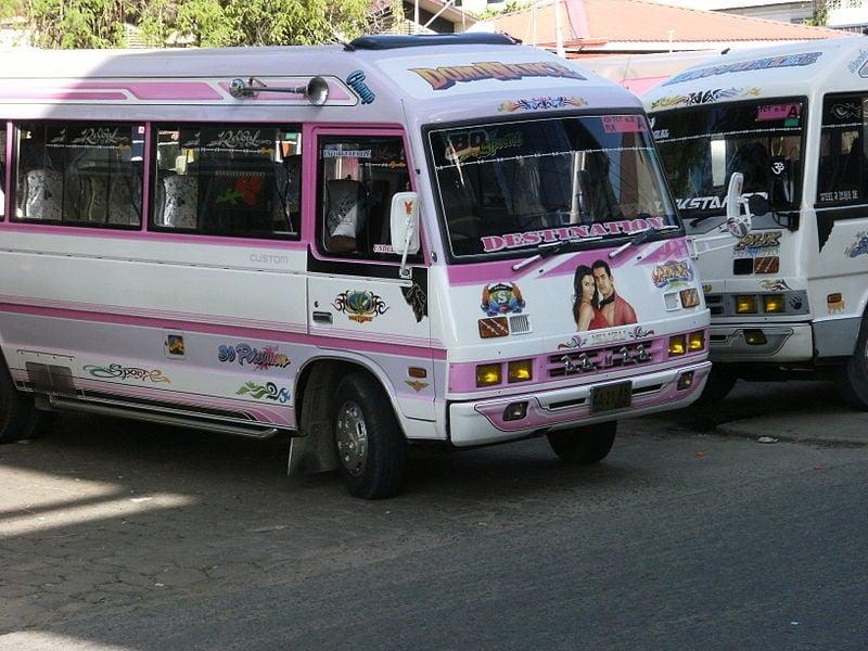 Is public transportation in Suriname safe