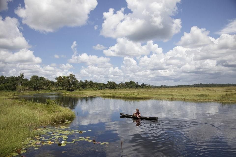 Guyana safe to travel alone