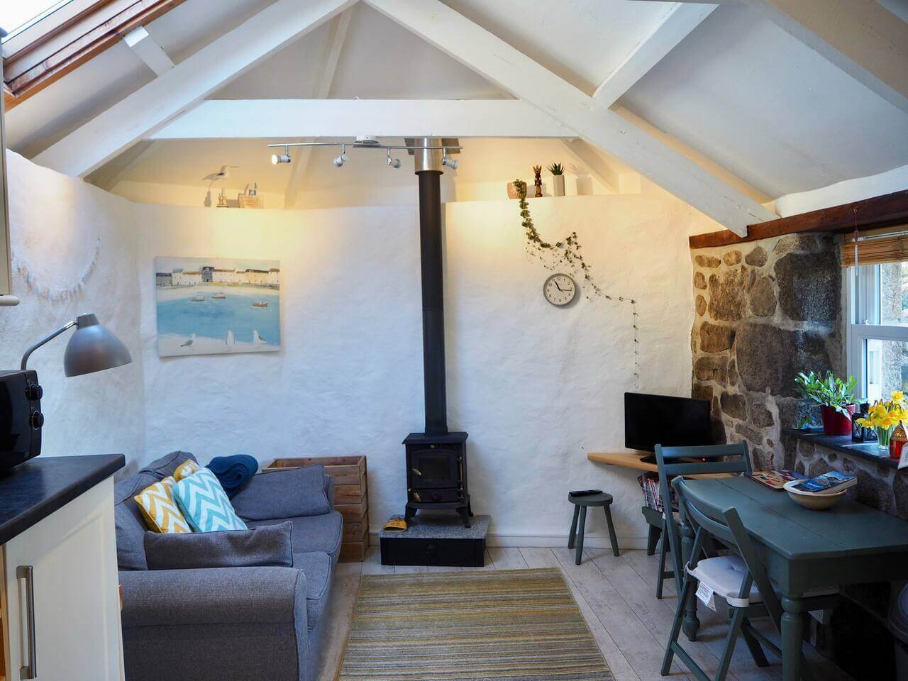 Charming St. Ives Cottage, Cornwall