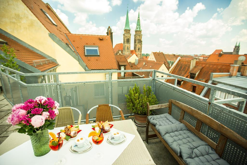Burghotel Nuremberg is our pick for the best hostel for couples in Nuremberg