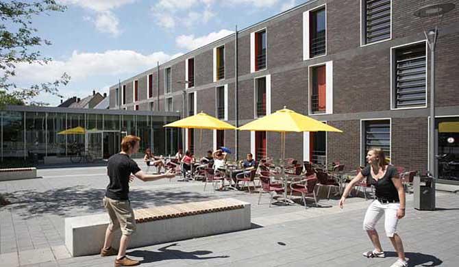 Best Hostel for Solo Travelers in Dusseldorf - City Youth Hostel Dusseldorf