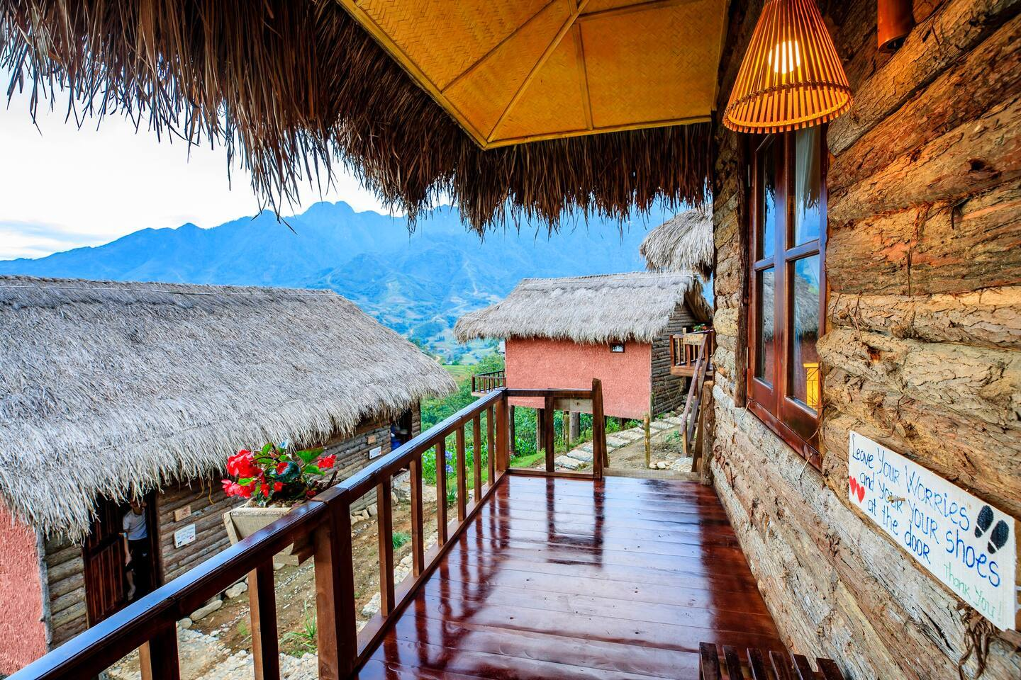 where to stay in Sapa