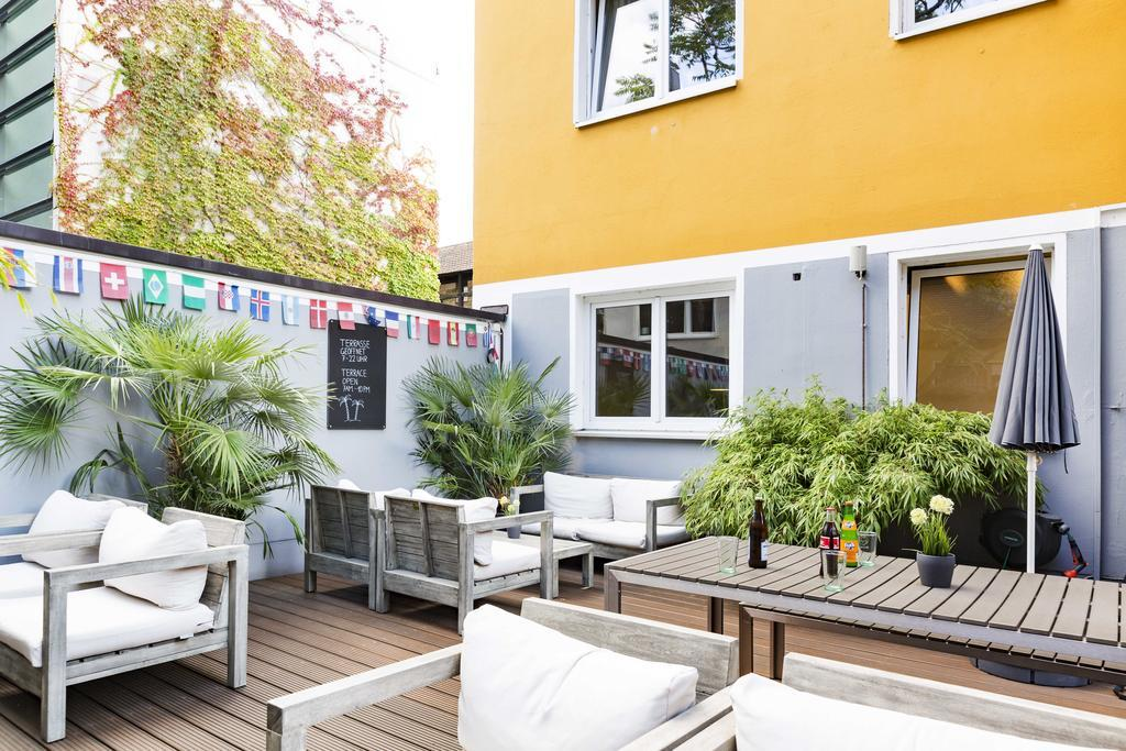 Five Reasons Hotel is our pick for the best overall hostel in Nuremberg