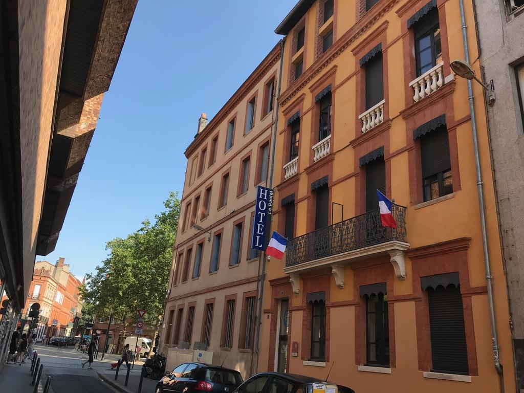 Hotel Le Pastel