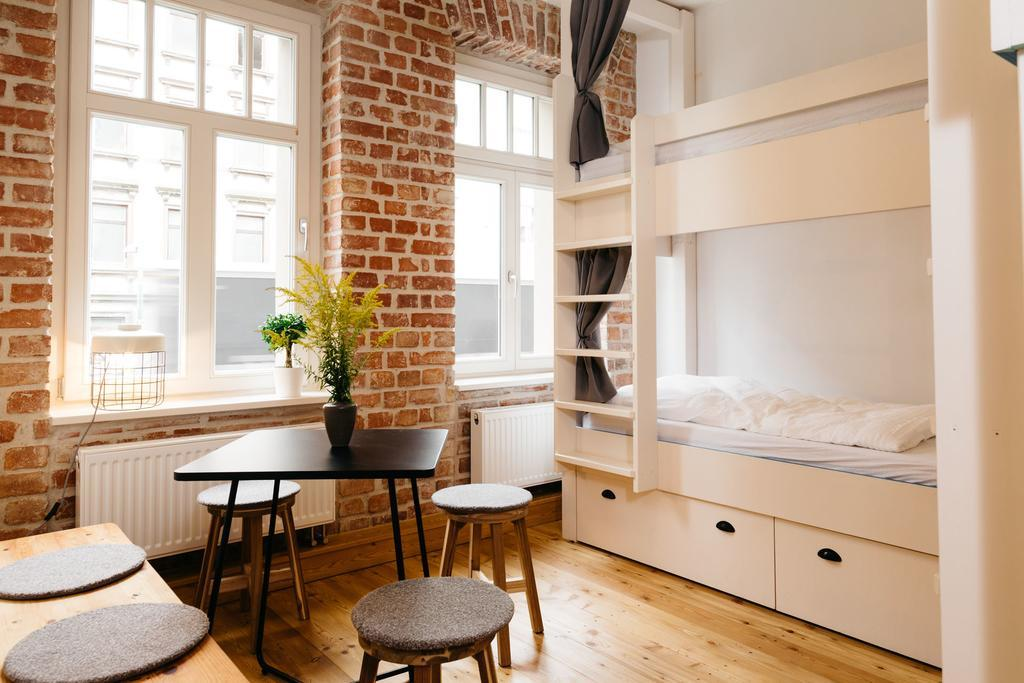 Hostel Multitude is our pick for the best hostel for solo travelers in Leipzig