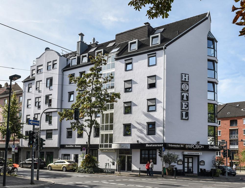 Hotel Am Spichernplatz Dusseldorf