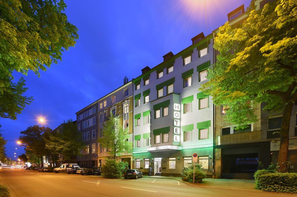 Best Party Hostel in Dusseldorf - Hotel Schumacher Dusseldorf