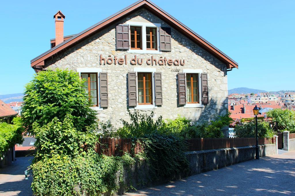 Hotel du Chateau best hostel in Annecy