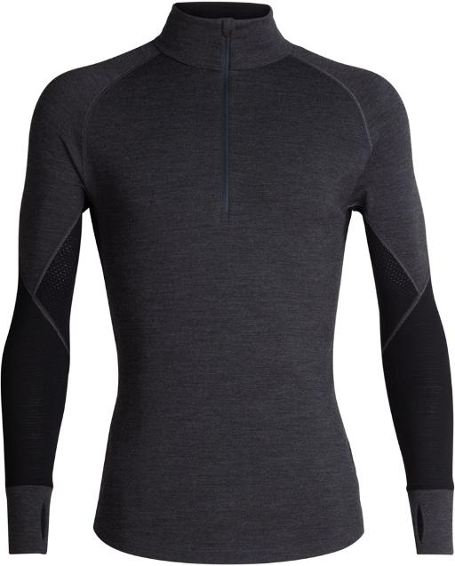 Icebreaker 260 Zone Half-Zip Base Layer Top