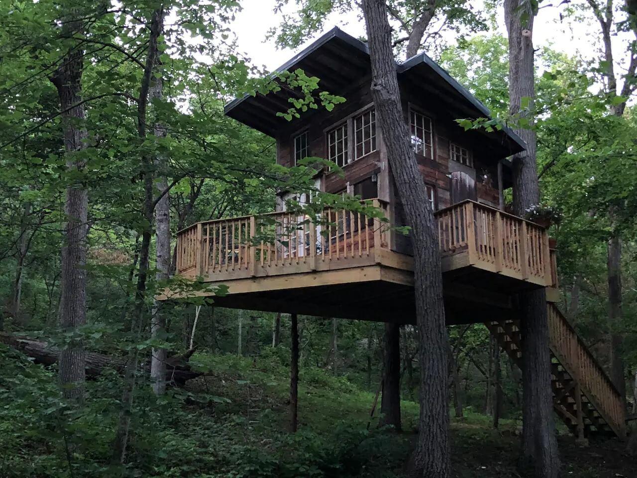 Sundance Ranch Treehouse