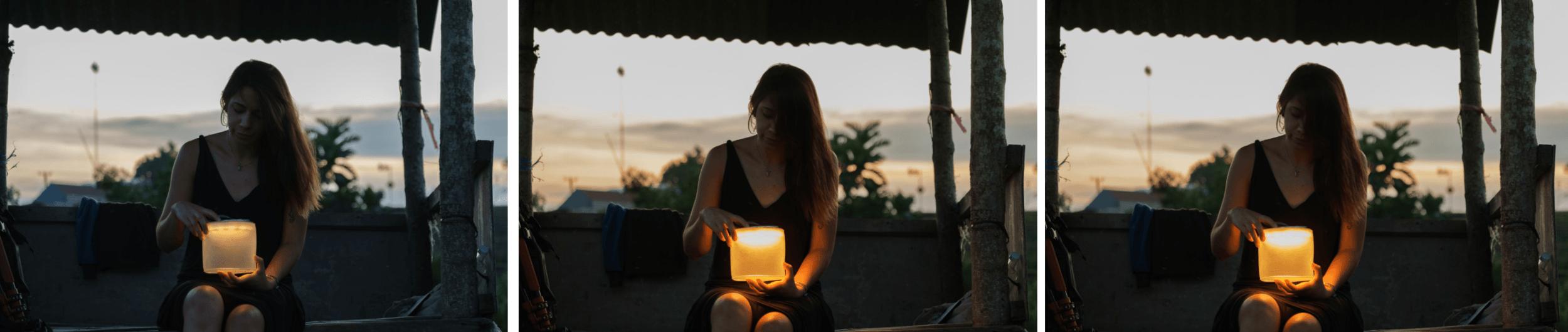 luci light