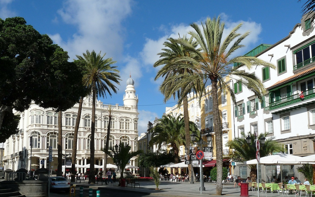 Top Places To Stay in Gran Canaria