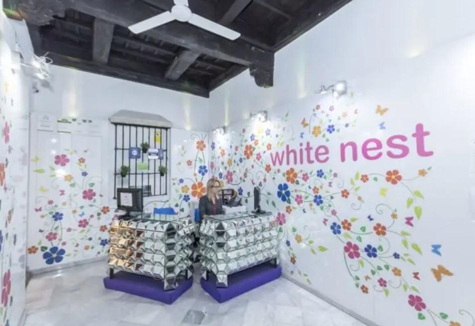 White Nest Hostel Hostal para parejas