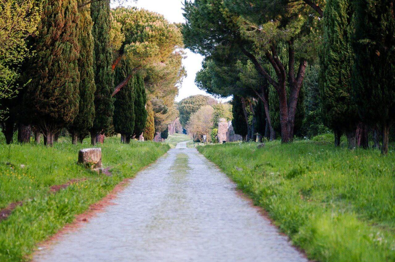 appia antica in rome