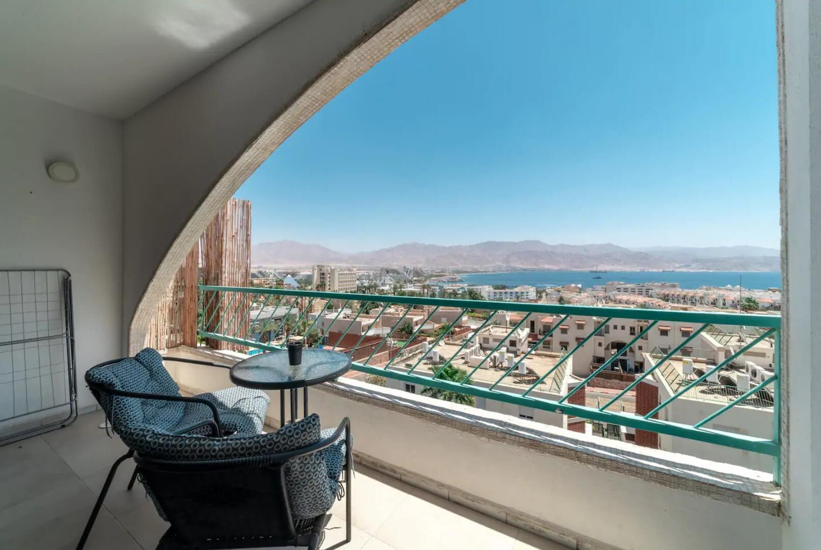 The Best Airbnb in Eilat: Red Sea View Apartment