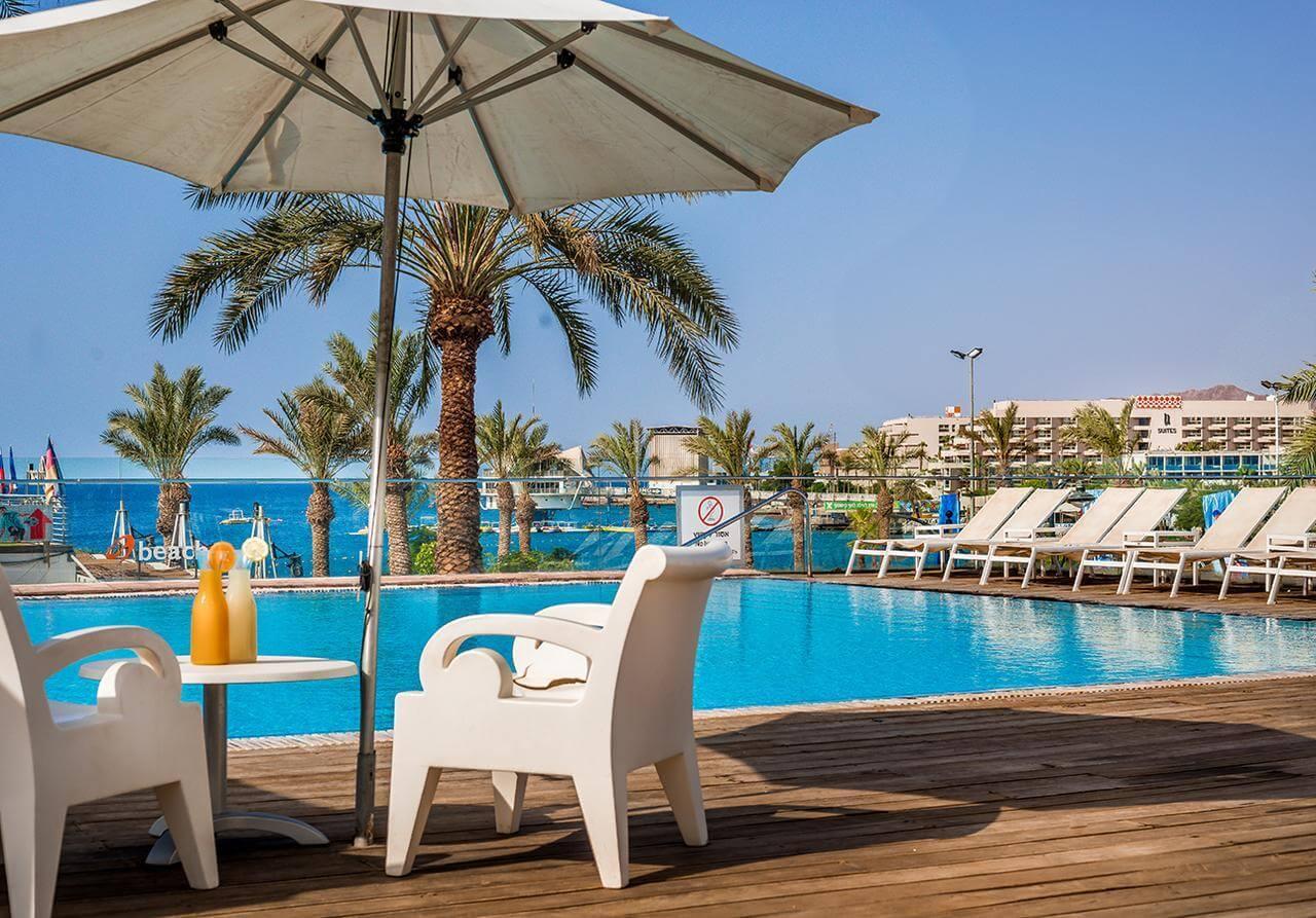 The Best Hotel in Eilat: Astral Maris Hotel