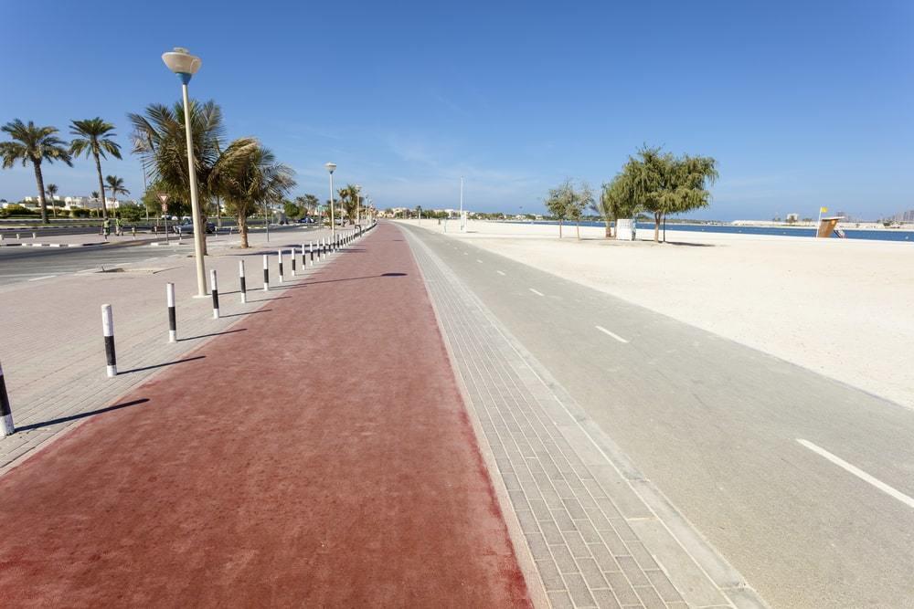 Al Mamzar Corniche