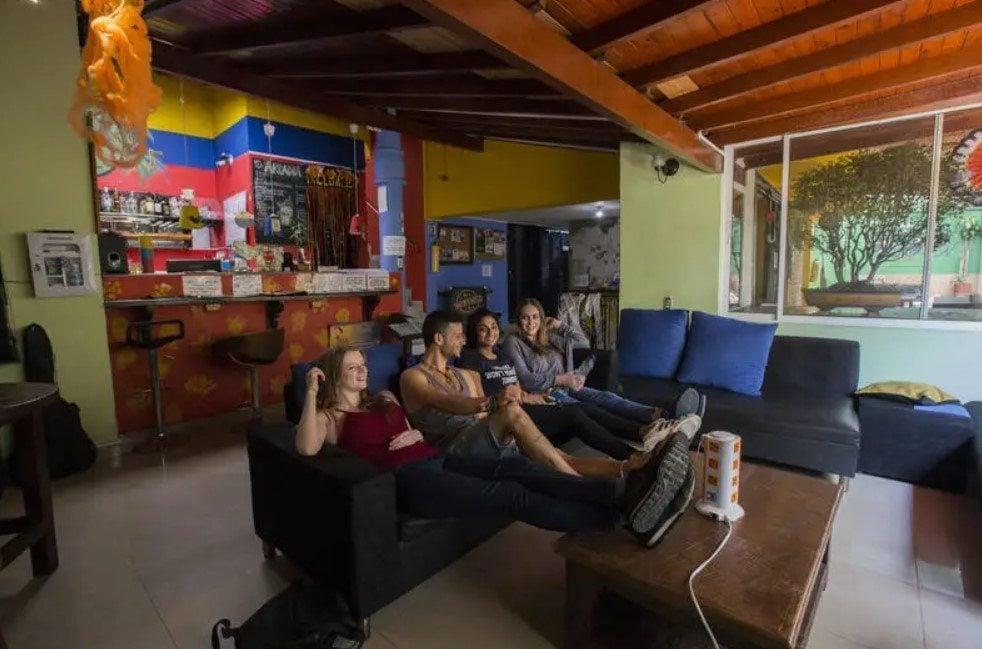 Arcadia Hostel El mejor hostal en El Poblado