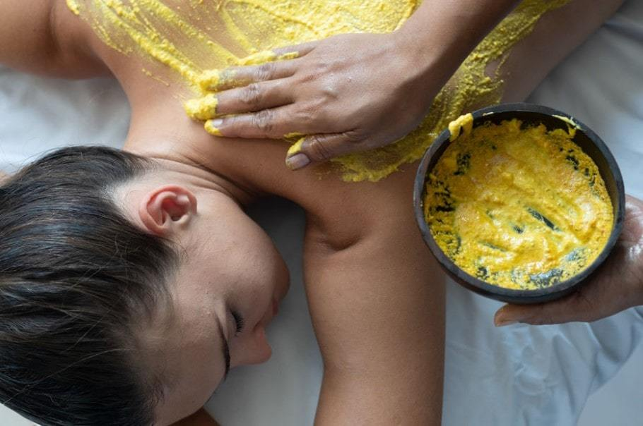 Balinese Healing Massage